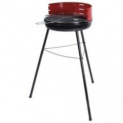 Barbecue à charbon sur...