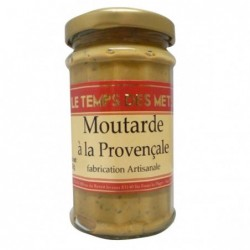 MOUTARDE PROVENCALE 200G